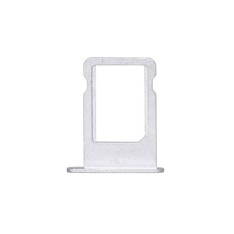 Replacement Nano Sim Tray for iPhone 5 - Silver