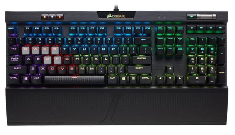 Image of CORSAIR K70 RGB MK2 Mechanical Gaming Keyboard - USB Passthrough