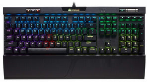 CORSAIR K70 RGB MK2 Mechanical Gaming Keyboard - USB Passthrough