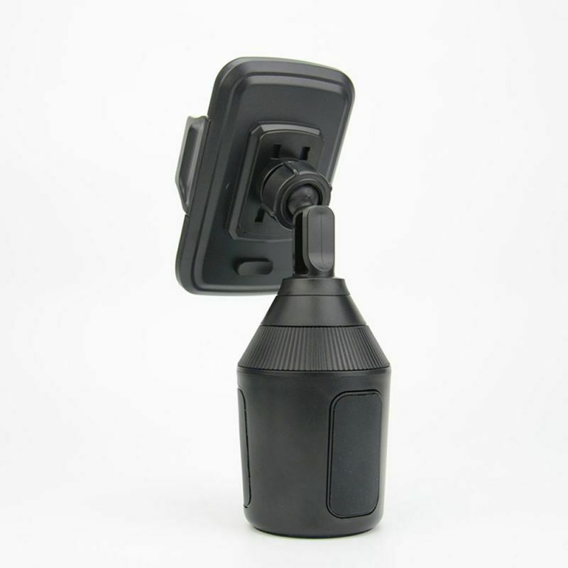 360 Degree Adjustable Car Cup Holder Stand Cradle Mount For iPhone, Smartphone, Mobile Phone, GPS