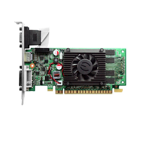 Image of EVGA 01G-P3-1302-LR GeForce 8400 GS 1GB Video Card