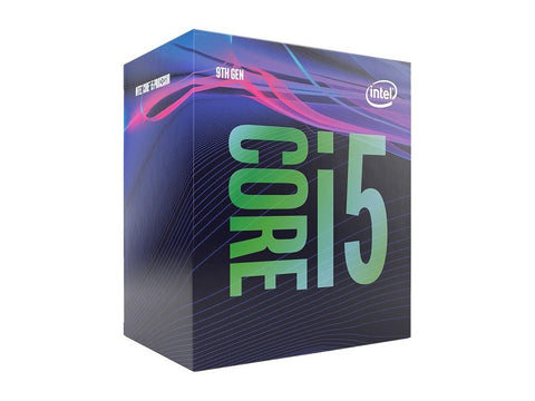 Intel Core i5-9400 Coffee Lake 6-Core 29 GHz (4.10 GHz Turbo) LGA 1151(300 Series) 65W BX80684I59400 Desktop Processor