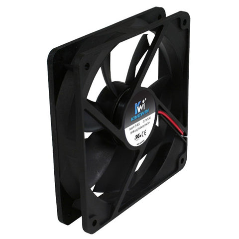 Image of Kingwin CF-08LB 80mm Long-Life Bearing 25dB 1700RPM Case Fan