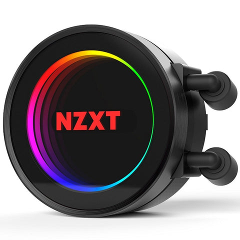 Image of NZXT Kraken X62 RL-KRX62-02 280mm All-In-One Water / Liquid CPU Cooling with Software Controlled RGB