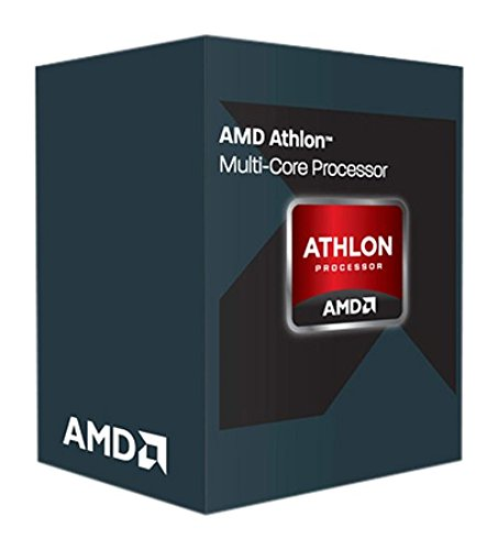 AMD AD845XACKASBX  Athlon X4 845 with  cooler Quad-Core Socket FM2+ 65W Desktop Processor