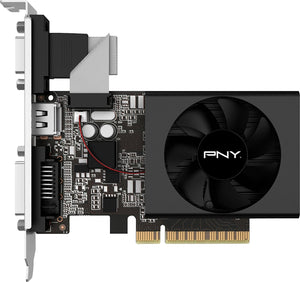 Pny Technologies Vcggt7102Xpb Geforce Gt710 2Gb Low Profile Pcie Video Card