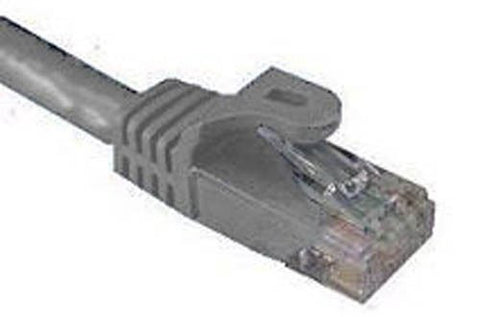 Image of Battleborn 25 Foot Cat6 RJ45 Crossover Ethernet Network Cable (GREY)