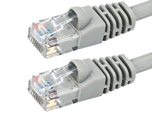 BattleBorn Ethernet Crossover Cable - 25 Foot - GREY