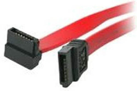 Battleborn 3 Foot SATA Data Cable with Right-Angled Connector