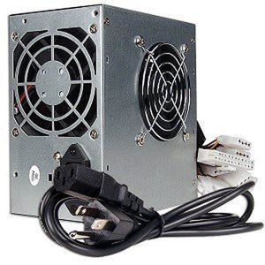 A-Power 450 Watt 20+4-pin ATX Dual Fan Power Supply