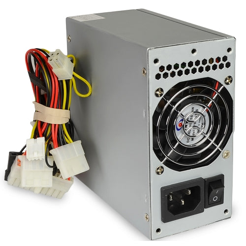 A-Power 420 Watt 20pin mATX Power Supply w/ SATA Support - 420W (MicroATX)