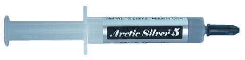 Arctic Silver 5 Premium High Density Silver Thermal Compound (12g)