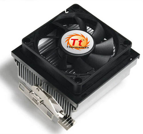 Image of Thermaltake CL-P0503 AMD AM2+/AM3 Silent CPU Fan with Tool-Free Clip