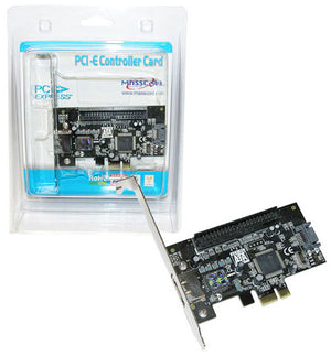 Masscool XWT-PCIE15 2-Port SATA and IDE PCIe Storage Controller