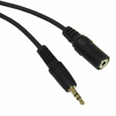 Image of 50 feet Male-to-Female 3.5mm Extension Cord