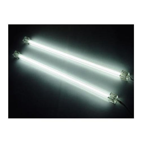 "Logisys CLK12WT2 12"" Dual Cold Cathode White Case Light Kit"