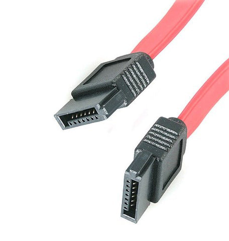 "BattleBorn 1.5 Foot Serial ATA Data Cable - 18"" SATA Cable"