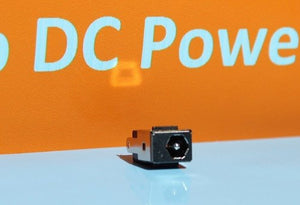 PJ027 DC Power Jack for HP Pavilion DV5000 DV8000 and Other Laptops - 1.65mm
