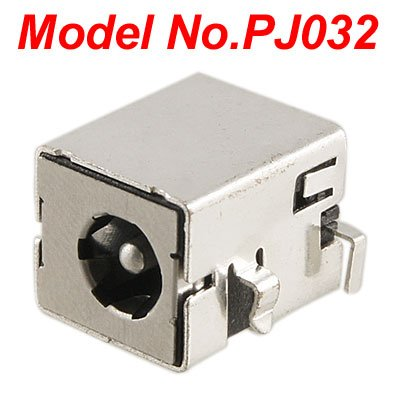 PJ032 DC Power Jack for HP/Compaq NX5000 V1000 Laptop - 1.65mm
