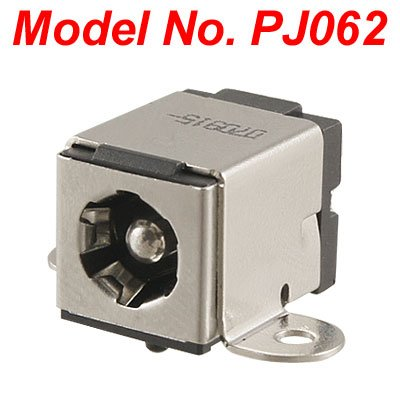 PJ062 DC Power Jack for Toshiba Satellite Laptops / Notebooks