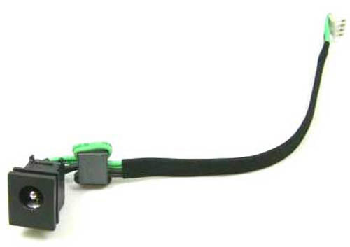 PJ068 DC Power Jack/Harness for Toshiba Laptops / Notebooks - 2.5mm