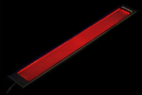 Image of Alphacool Eislicht LED Panel Red