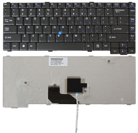 Gateway Laptop Keyboard for Gateway MX, NX, S, and 6000 Series