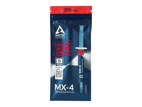 Arctic MX-4 Thermal Compound 4g 2019 Edition