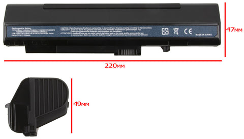 Image of Laptop Battery for Acer Aspire A110 A150 D150 D250 ZG5 Series Laptops