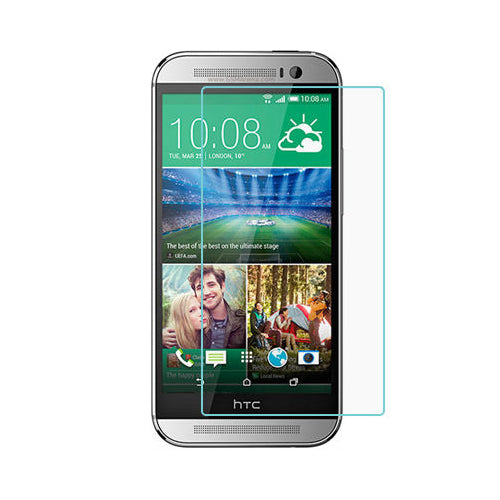 Premium Tempered Glass Screen Protector HTC One M8