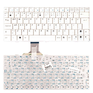 Asus Laptop Keyboard for eeePC 904, 905, 1000, Series (Turkish)