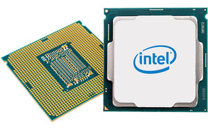 Intel Core i3-8300 Processor (8M Cache 370 GHz) Processor Only - Non-retail Packaging COFFEE LAKE - Tray