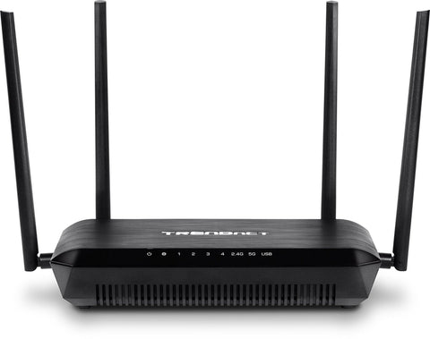 Image of TRENDnet TEW-827DRU AC2600 Dual Band Wireless Router