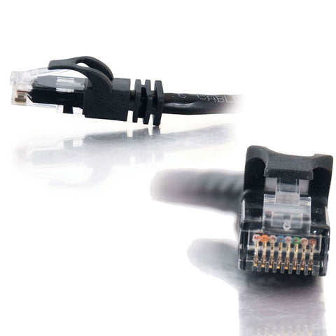 Image of C2G 31342 5 foot Cat6 Snagless Ethernet Cable (Black)