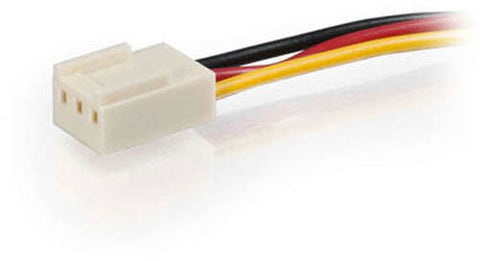 "Image of C2G 7"" 3-pin Fan Power Extension Cable"