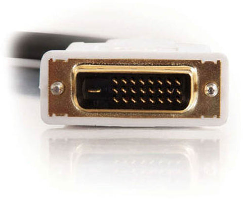 Image of C2G 9.8 Foot (3M) DVI Cable - Dual-Link - DVI-D