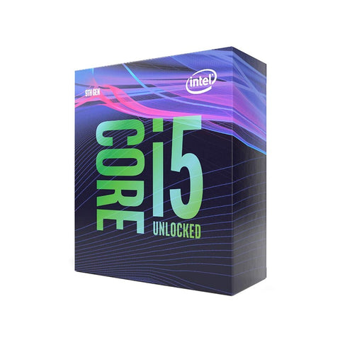 Image of Intel Core i5-9600K Coffee Lake 6-Core 3.7 GHz (4.6 GHz Turbo) LGA 1151 (300 Series) 95W BX80684I59600K Desktop Processor