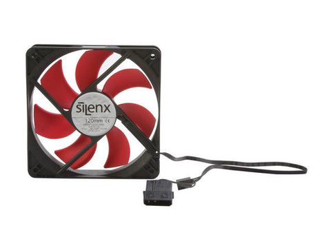 Silenx EFX-12-15 Effizio 120x25mm 15dBA 74CFM Fan