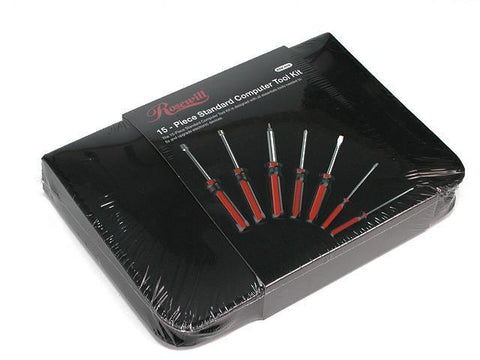 Image of Rosewill RTK-015 15-Piece Standard Computer Tool Kit