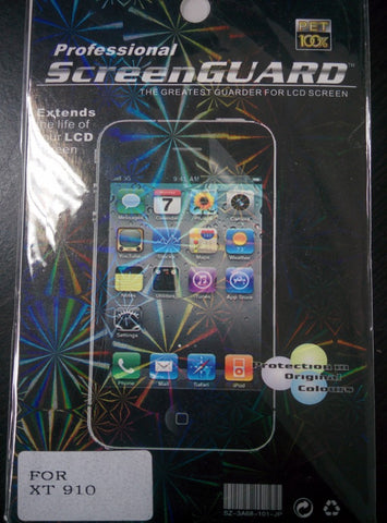 Image of Clear LCD Screen Protector for Motorola Droid RAZR MAXX