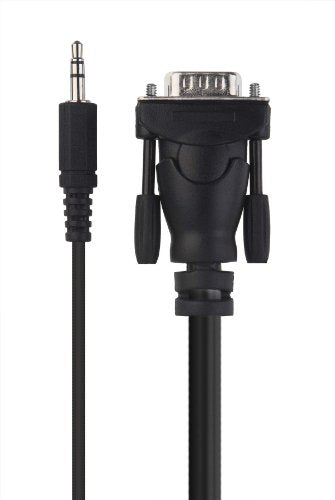 Belkin F3S007-10 10 Foot Laptop to TV Cable