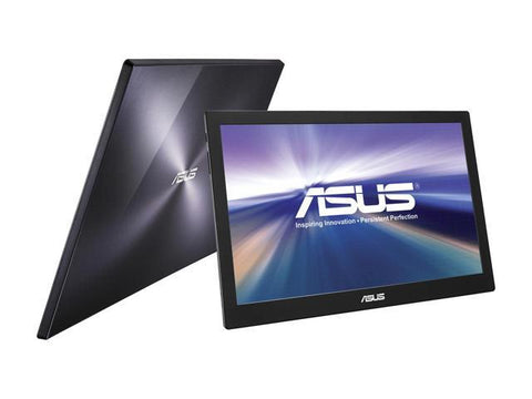 "Asus MB169B+ 15.6"" Full HD 1920x1080 IPS USB Portable Monitor"