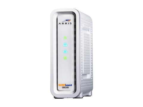 Image of ARRIS SURFboard Docsis 3.1 Gigabit Speed Cable Modem, Approved for Cox, Spectrum and Xfinity, (SB8200)