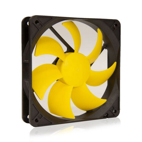 Silenx EFX-12-12 Effizio 120x25mm 12dBA 44CFM Case Fan