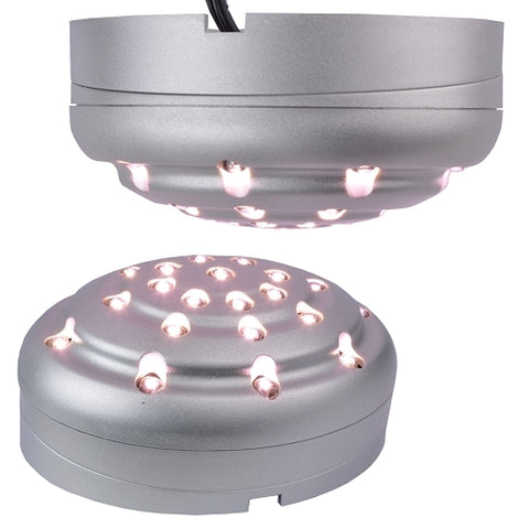 Image of AmerTac Amerelle LED Accent Puck Lighting Kit with 5 LED LED50KBAMP