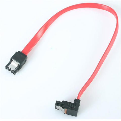 "StarTech LSATA12RA1 12"" Right Angle SATA Cable"