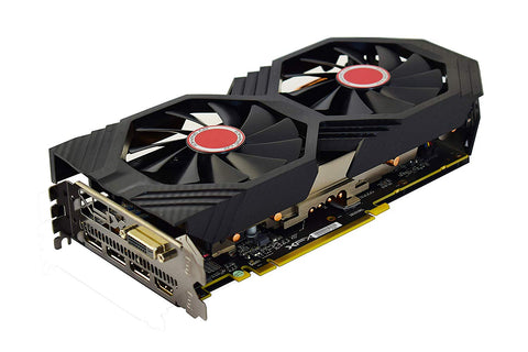 Image of XFX Radeon RX 590 Fatboy DirectX 12 RX-590P8DFD6 8GB 256-Bit DDR5 PCI Express 30 CrossFireX Support Video Card