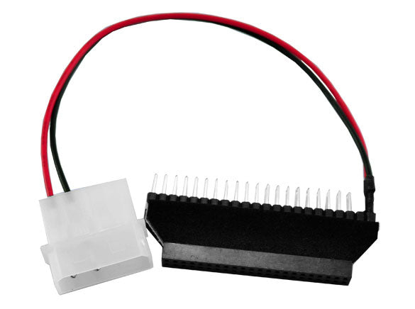 IDE 2.5 inch to 3.5 inch Converter with 4-Pin Molex Power