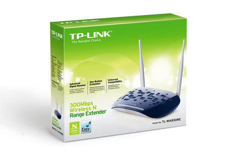 Refurb TP-Link TL-WA830RE 300Mbps Wireless N Range Extender