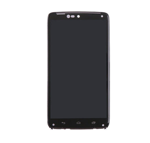 Lcd Assembly Motorola Droid Turbo - Black